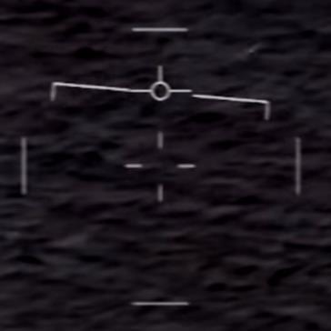 美國海軍拍攝了UFO?