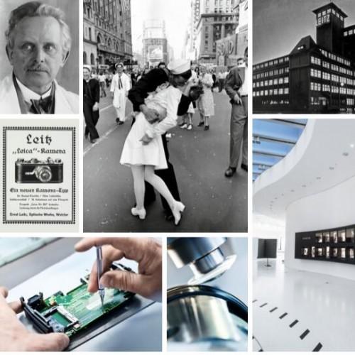Leica的攝像鏡頭
